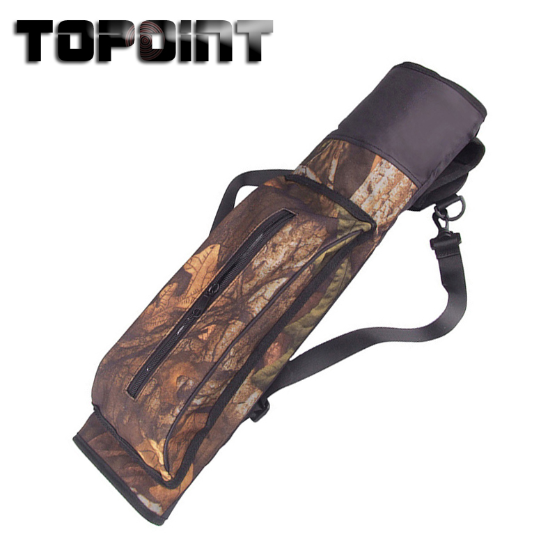 Camouflage Arrows Quiver Large Capacity Arrows Arrows Pots Oxford Shoulders and Bows and Arrows Can be Hung Back женские часы adriatica a3464 1113q