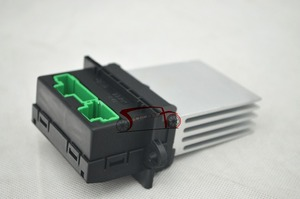 Air Conditioning Blower Resistor For Peugeot 207 607 1007 For Citroen C2 C3 6441L2 7701048390 7701207718 27150-ED70A