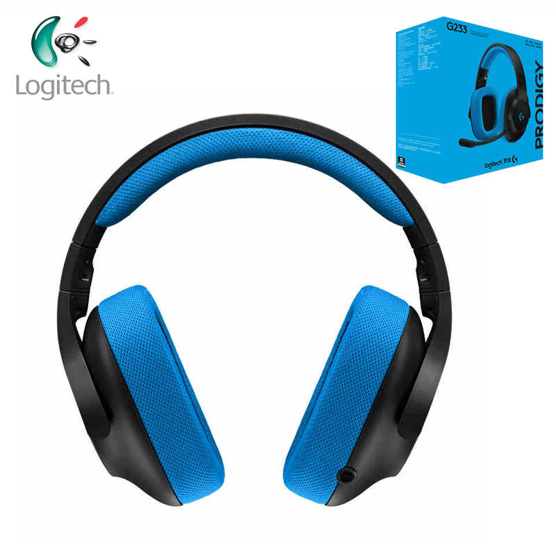 Logitech G233 Gaming Headphone Conpatible with PC PS4 Xbox