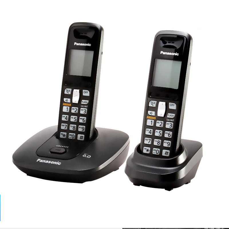 Digital Cordless Telefon Mit Handfree Voice Mail Backlit LCD Fixed Wireless Telefon Für Office Home Bussiness