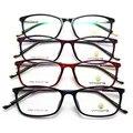 Exceder Luz Tungstênio Aço Plástico Armação de óculos Senhora Alta Arquivos Vai Imagem Miopia Quadro Maré Óculos de Miopia Oftalmologista