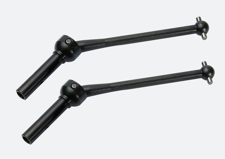 112287 Metal front CVD shaft set for 1/5 FS RACING rc car parts steel drive shaft joint cvd 110 155mm