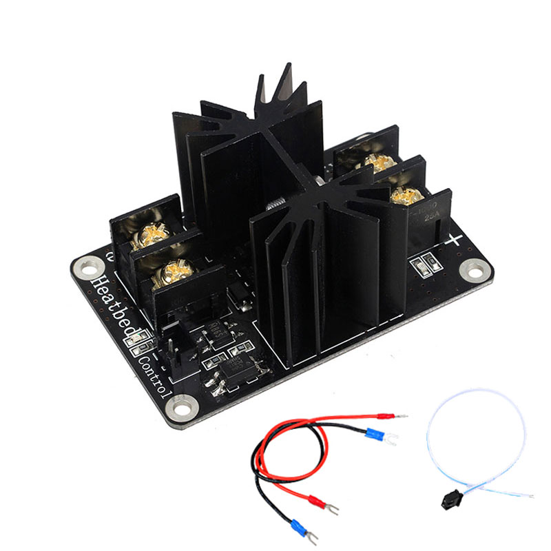 Nueva 3D impresora cama calentada módulo de potencia alta corriente 210A MOSFET actualización rampas 1.4 12 V-50 V para 3D impresora EM88