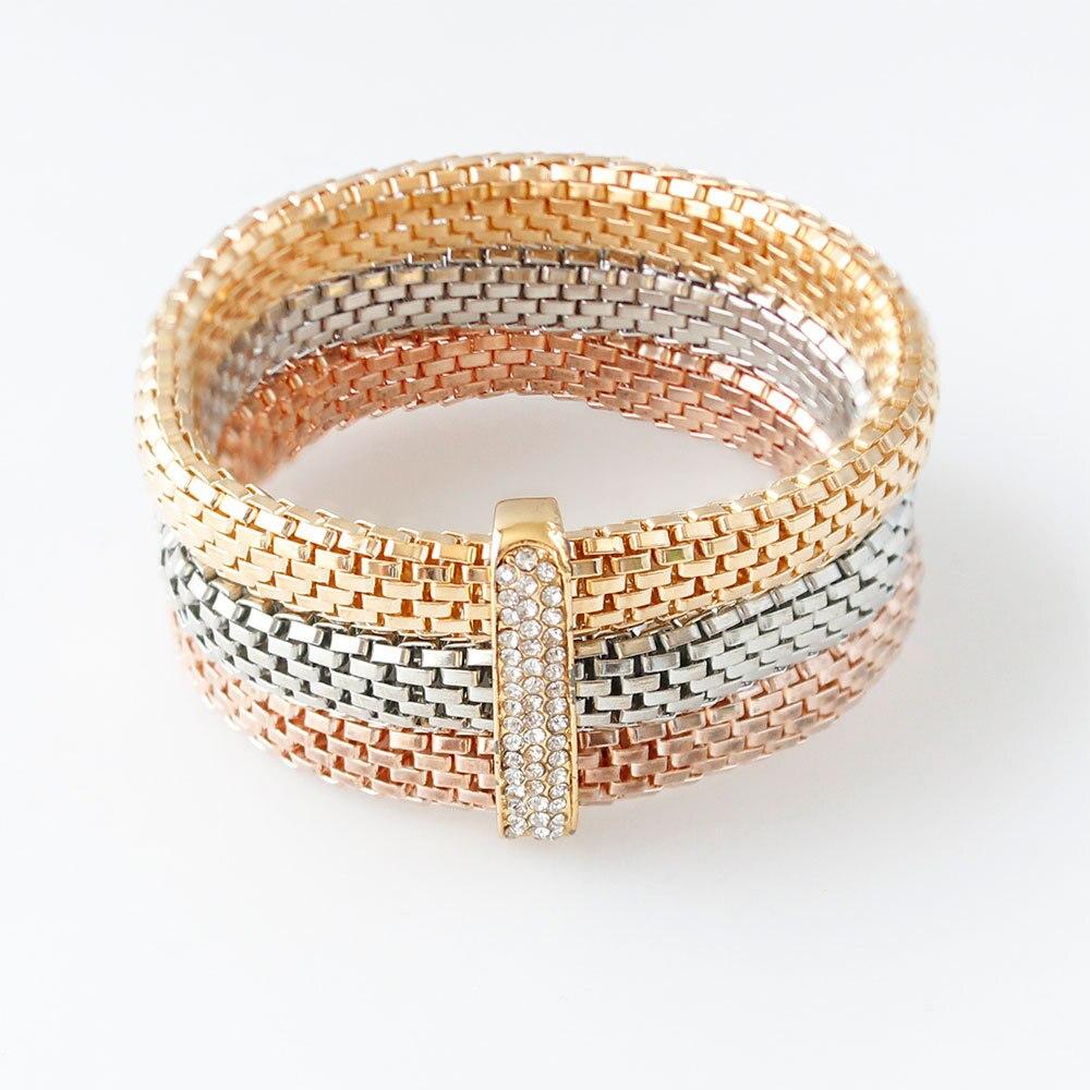 2017 new model three layers wholesale famous brand jewelry women ...