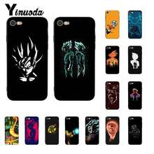 Yinuoda Dragon Ball Z Super Saiyan God Zoon Goku Telefoon Case Voor Iphone 5 5Sx 6 7 7 Plus 8 8Plus X Xs Max Xr 10 11 11pro 11 Promax(China)