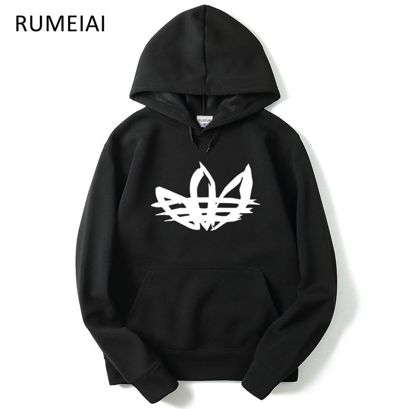 RUMEIAI Mens Hoodies Brand Design Mens Jacket Coat High Quality Print Mens Autumn Sweatshirt Brand-Clothing Hoodies men