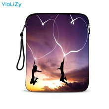 9.7 10.1 inch Universal laptop bag protective case smart tablet bag notebook sleeve Cover For Apple iPad Air Pro 9.7 IP-3076 skull print 9 7 inch laptop bag women smart pc tablet case notebook protective skin cover sleeve for apple ipad air pro ip 5730