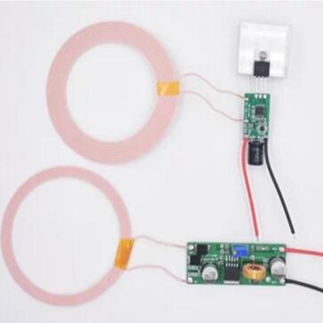 12V2A công suất cao 8mm ~ 18mm cung cấp điện không dây mô đun xkt801 11