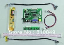 HDMI+VGA+2AV controller board work for 14.1inch 15inch XGA 1024*768 Lcd Panel