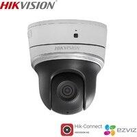 HIKVISION DS 2DC2204IW DE3/W 2MP/1080P IP Camera Mini PTZ Camera IR 30M Support EZVIZ Hik Connect PoE/ONVIF/Wifi/SD Card Slot