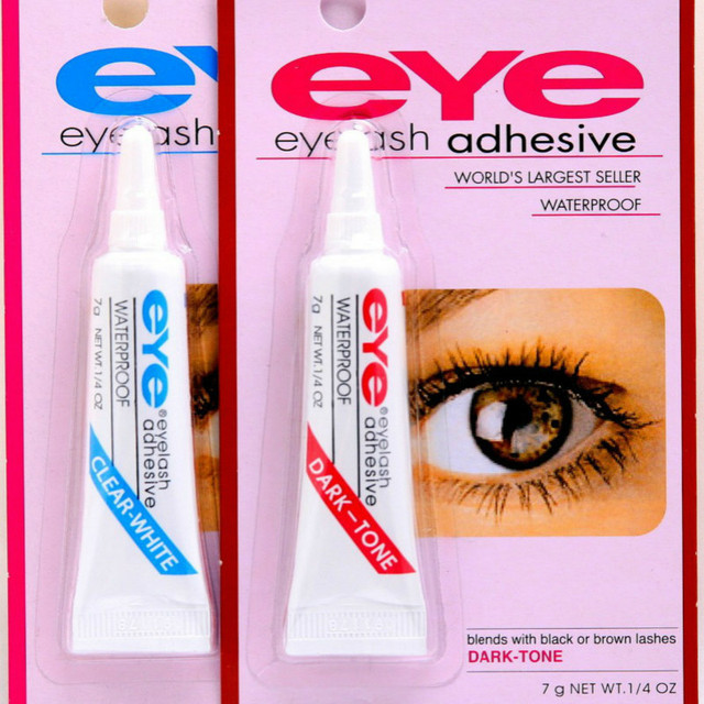 7g Hypoallergenic Waterproof Eyelash Glue Adhesive Anti Allergic