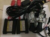 1set H4 Bi Xenon H13 9004 9007 Bi Xenon High Low Beam Flexible Xenon HID KIT