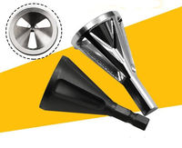 2 arten dreieck Sechs ecken Edelstahl Entgraten Werkzeug Langlebig Entfernen Grat Externe Fase Werkzeug für Bohrer metall bohrer-in Werkzeugteile aus Werkzeug bei
