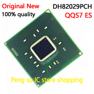 Image 1 - 100% חדש QQS7 ES DH82029PCH (SLKM8) BGA ערכת שבבים