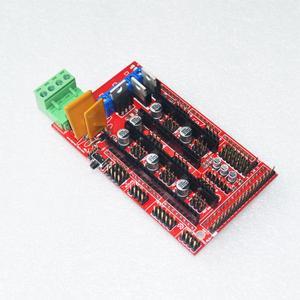 Image 5 - CNC 3D מדפסת ערכת עבור Arduino מגה 2560 R3 + רמפות 1.4 בקר + LCD 12864 + 6 מתג הגבלה endstop + 5 A4988 צעד נהג