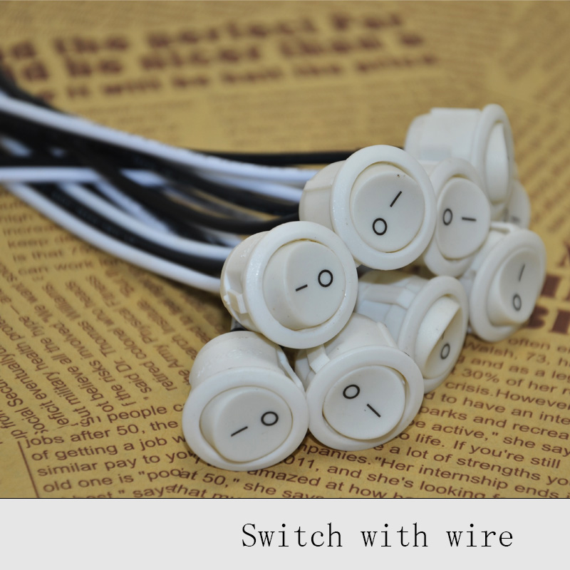 Bedside Lamp Switch Wiring