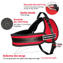 Brand New Nylon Dog Harness