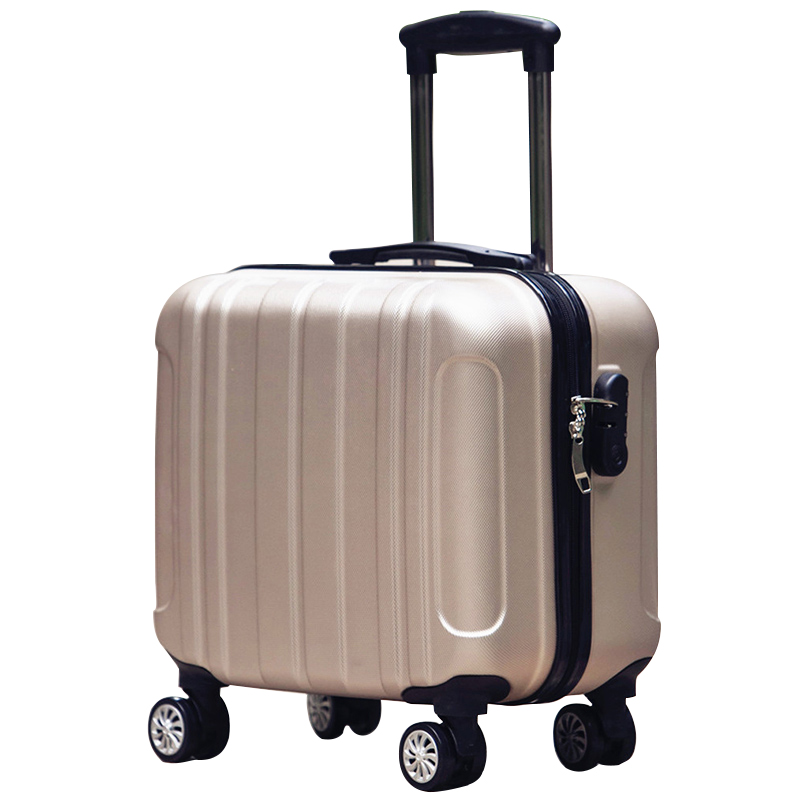 Universal 16 luggage wheels password box female mini commercial computer luggage trolley luggage male fresh small travel bag cotton spring thomas train children clothes set long sleeve sleepwear pajamas boy sports suit blue tracksuit for 2t 7t kids