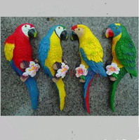 Parrot Statue Wedding Gifts Bridal Chamber Decoration Or Living Room Office Decorations Holiday Gifts