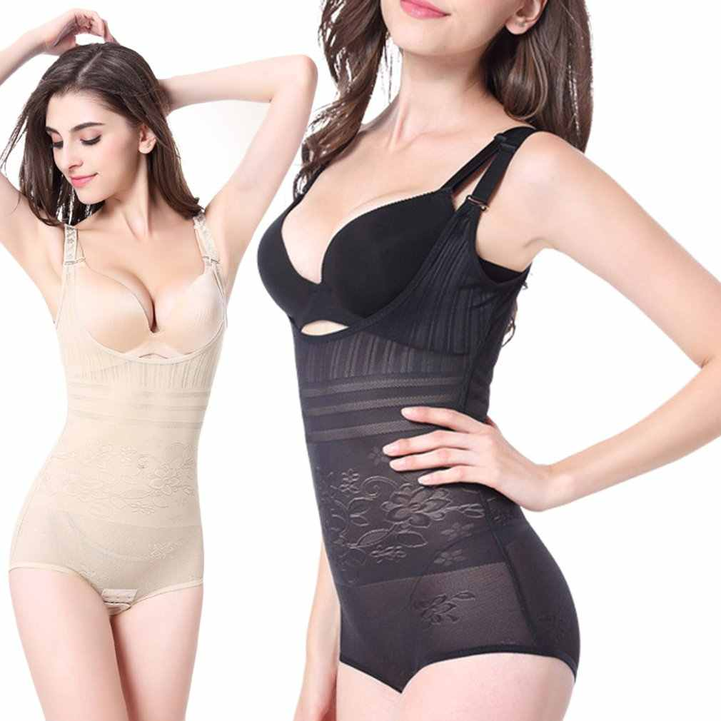 589b9e68e92c5 Women Body Shaper Waist Trainer Belt Slimming Strap Thin Fat Burning Girdle  Seamless Corset Body ShapingUnderwear