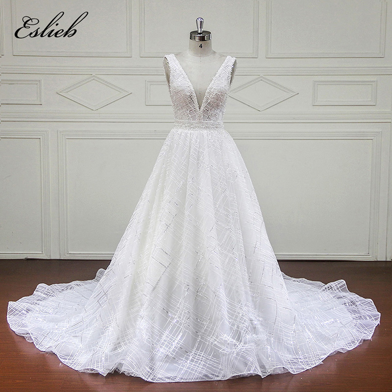 Buy wedding dress pearl beaded and get free shipping on AliExpress.com 57003a7e50fa