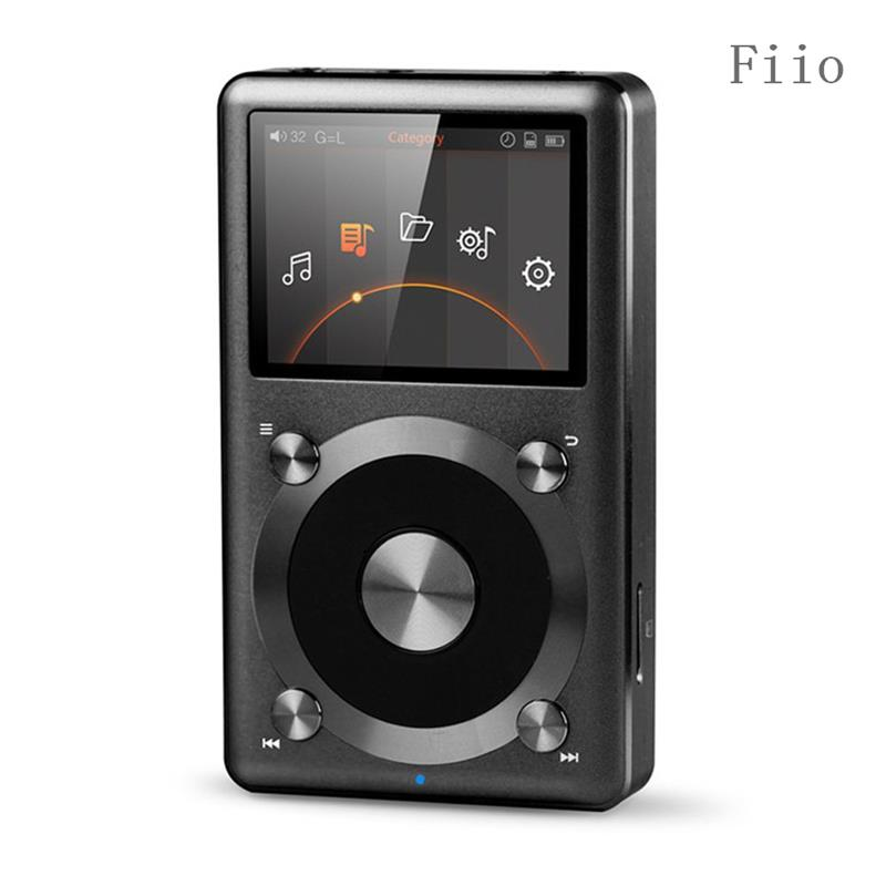 Fiio X3 2nd gen / X3 II / X3K Native DSD Decoding 192k Hz / 24bit Hifi MP3 FLAC APE ALAC  HIFI Music Player High Power Output