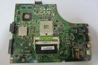 Barato Yourui para K53SV GT540M 1GB USB2.0 REV2.3/2,1 placa base ASUS K53S X53S A53S P53S placa base de computadora portátil N12P-GS-A1 100% probado