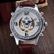 Лидирующий бренд Роскошные автоматические механические часы