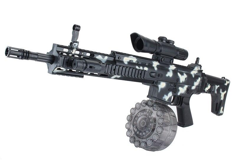 Paintball Gun Pistolet & balle molle Pistolet En Plastique Jouets CS Jeu de Tir D'eau Cristal Gun Air Soft Gun Pistolet À Air Comprimé d'été jouet amusant