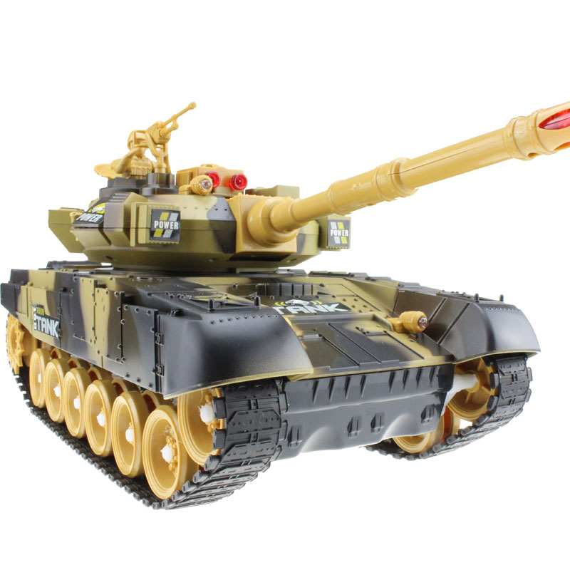 Control of large tanks against the remote control car tank model child boy toy cars tamiya model tank rising u s m60a1 battle tanks with reactive armor tanks 35157