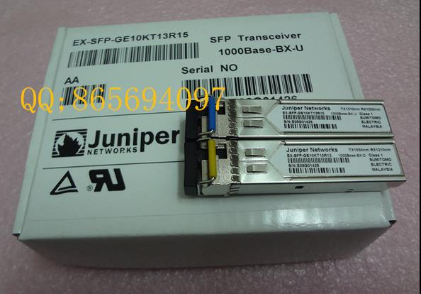 Free shipping! In stock 100%New and original   3 years warranty    J.u/.niper EX-SFP-GE10KT13R15  free shipping in stock 100%new and original 3 years warranty j9099b c sfp 15km bidi