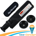 400x Fiber Optical Inspection (CL) Microscope LED Illumination Anti Slip Rubber