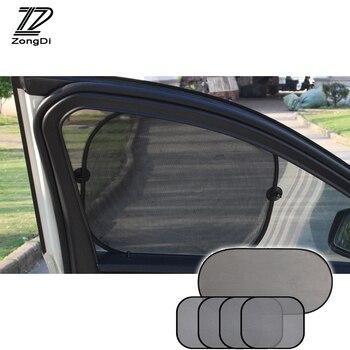 ZD samochodów parasol przeciwsłoneczny słońce siatka ochronna dla chevroleta cruze aveo lacetti Suzuki swift sx4 grand vitara Mazda 3 6 cx-5 akcesoria