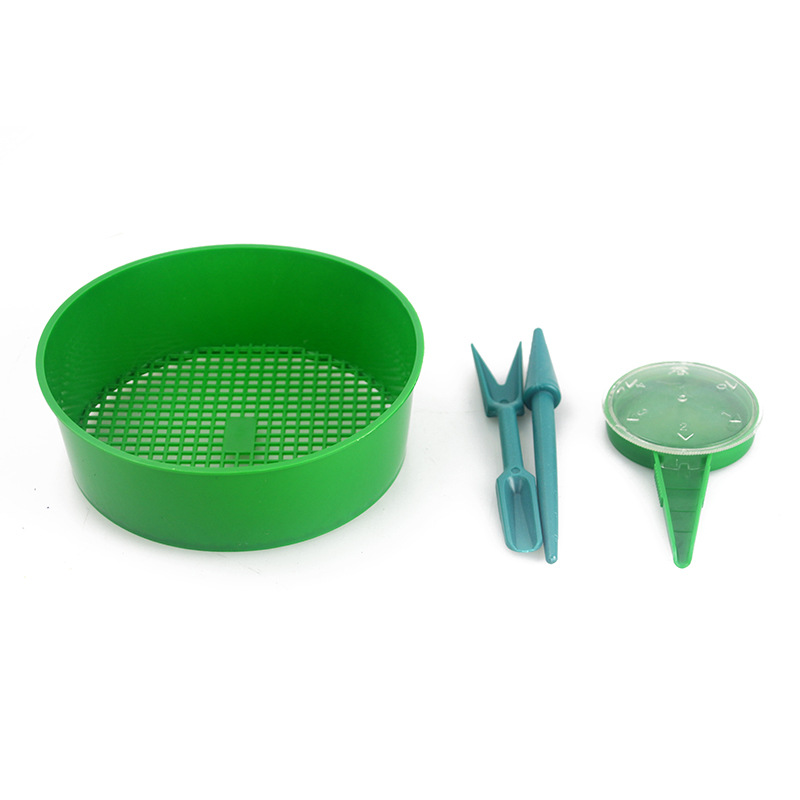 3Pcs/set Planters Transplanting Device Micro Landscape Dig Tool Garden Nursery Accessories Plant Mover For Seedling Sowing