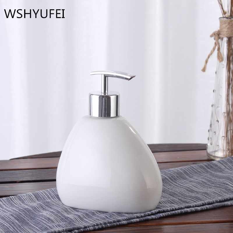 Jakość życia akcesoria łazienkowe pięć zestawów akcesoria łazienkowe apartament umyć usta kubek szczoteczka do zębów uchwyt ceramiczny mydelniczka