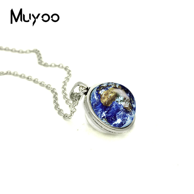2018 new world map double sided pendant rainbow multicoloured map 2018 new world map double sided pendant rainbow multicoloured map necklace silver glass dome photo jewelry gumiabroncs Choice Image