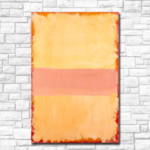 Fashion Abstract Art Mark Rothko untitled Painting For Living Room Home Decoration Oil On Canvas Wall Unframed