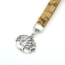 Porta chaves em cortiça árvore da vida em relevo