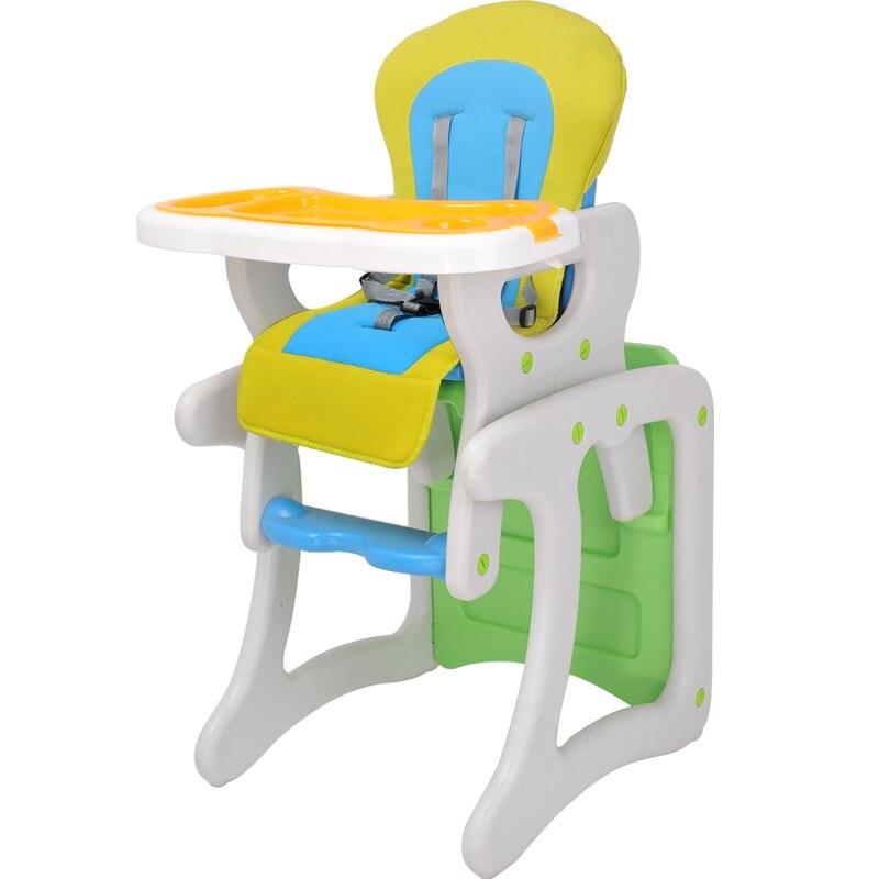 Baby Tafel Stoel.Us 198 8 Highchairs Multifunctionele Plastic Tafel Gecombineerd Baby Tafel Stoel Speciale Aanbieding Baby Eetkamerstoel In Highchairs