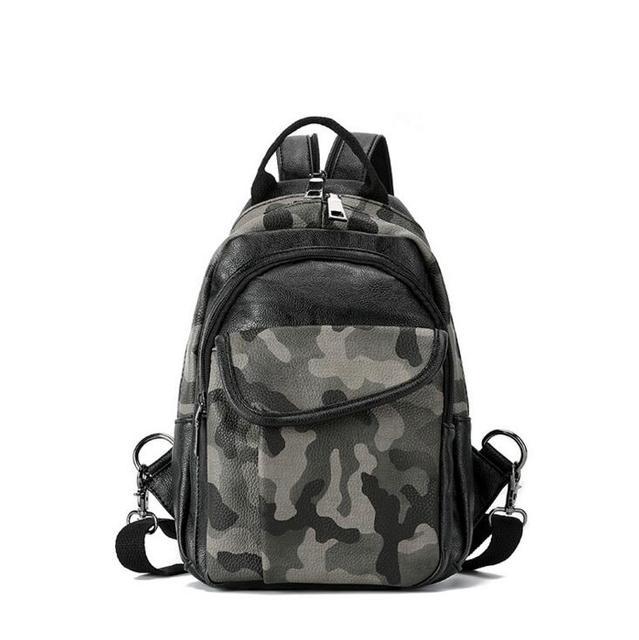 91c244e9cb yesetn bag 052117 new hot man Camouflage printing small backpack ...