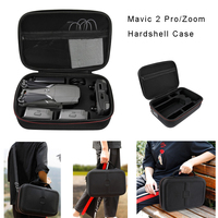Hardshell Case Mavic 2 Pro/Zoom Storage Bag Hard Shell Carrying Case Drone Box Shoulder Bag for DJI Mavic 2 Accessory