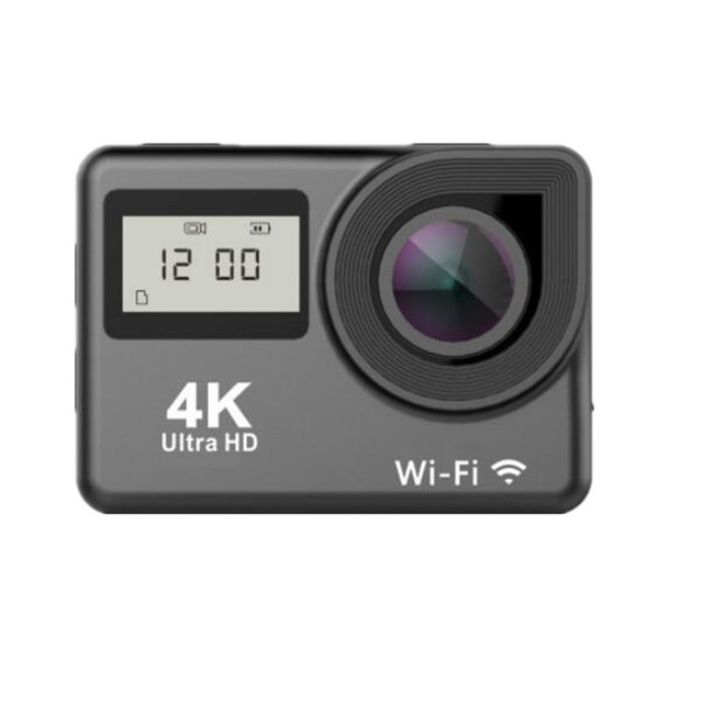 Waterproof Action Camera with Wi-Fi