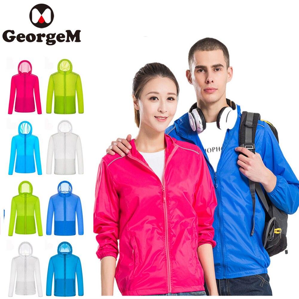 8 Colors Cycling Jacket Anti-UV Skin Coat Windbreaker Ciclismo Raincoat Men Women Sports Cycling Jerseys Quick Dry Sun Protect knitting