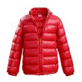 HOT Children Down parka Baby Winter thermal outerwear boy girl candy color down Coat Wholesale Girl warm Clothes