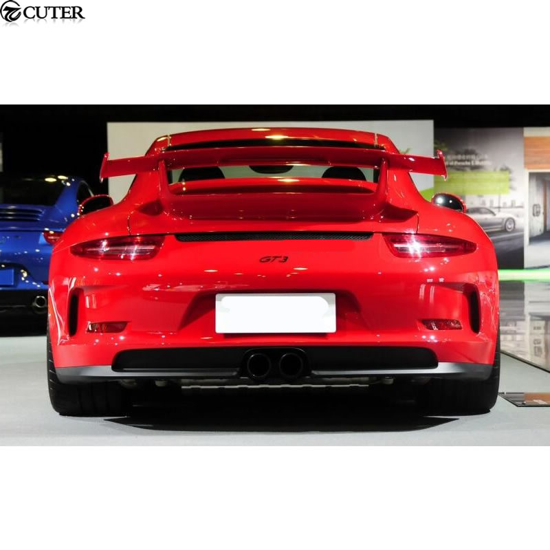 Gt3 Style Car Body Kit Front Bumper Rear Bumper Side Skirts Rear