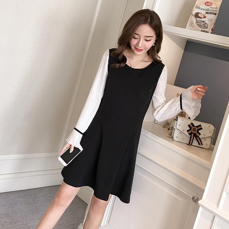 Black dress cheap nursing