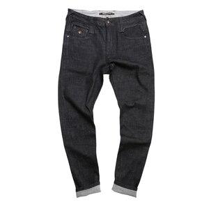 Image 5 - Simwood marca jeans masculina casual venda quente 2020 chegam novas calças compridas de brim fino para o homem calças plus size alta qualidade 180364