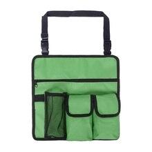 Портативная сумка через плечо с ремешком на открытом воздухе стул для рыбалки висячая сумка для хранения телефона бутылка воды сумка удобные карманы сумка