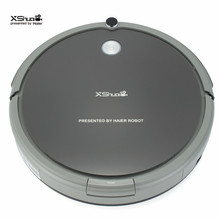 XShuai HXS-G1 Gyro Navigation Robot Vacuum Cleaner Intelligent Planned Clean Route Wet Mopping Wireless Sweeping Dust Sterilize