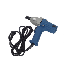 Free DHL 300w Electric Wrench M8-M12 Impact Wrench 220-240v/50hz P1B-FF-12 Electric Impact Wrench 1/2 inch Socket 12.7x12.7mm